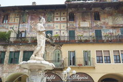 Madonna Verona Fountain Royalty Free Stock Image