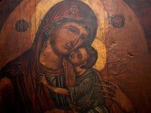 Madonny I dziecka obraz Obraz Stock