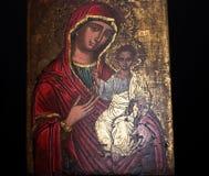 Madonny I dziecka obraz Fotografia Stock