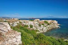 Madrague de Santa Panagia image libre de droits