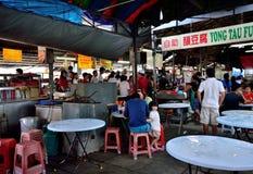 Madras gränd i den Petaling gatan Royaltyfria Foton