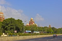 Madras University Stock Photo