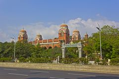 Madras University Royalty Free Stock Photography