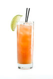 Madras, vodka, cranberry and orange juice Royalty Free Stock Photo