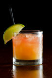 Madras, vodka, cranberry and orange juice Stock Image