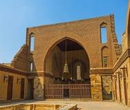 madrasa庭院 库存图片