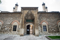 Madrasa à Sarajevo Photographie stock