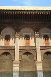 Madrasa al-Karaouine Stock Image