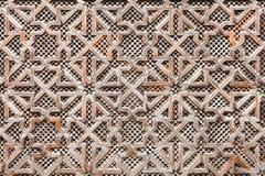 Madrasa Bou Inania Zdjęcie Stock