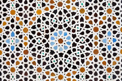 Madrasa Bou Inania Zdjęcia Royalty Free