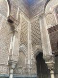 Madrasa Bou Inania Royaltyfria Foton