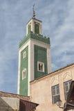 Madrasa Bou Inania jest madrasa w Meknes, Maroko Fotografia Royalty Free