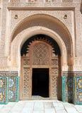 Madrasa dörr Fotografering för Bildbyråer