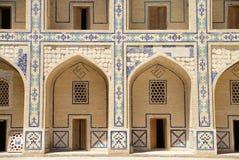 Madrasa de Boukhara Photo stock