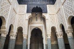 Madrasa de Salé, Rabat-venta, Marruecos Imagen de archivo