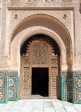 Madrasa door Stock Image