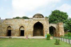 Madrasa du ` s de khilji d'Alauddin Image libre de droits