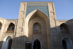 Madrasa of Kukaldosh. Located in Middle Asia, capital of Uzbekistan - city Tashkent Royalty Free Stock Photos