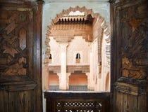 Madrasa Marrakech Zdjęcie Royalty Free
