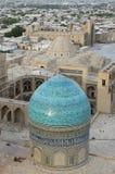 Madrasa mi-i-Arab in Bukhara. Uzbekistan Stock Images