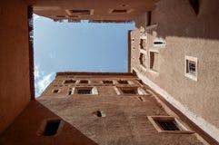 Madrasa Ouarzazate Fotografia Stock