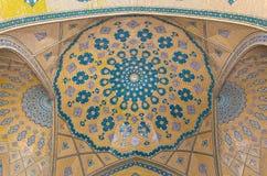 Madrasa-YE-Chahar Bagh, en Isfahán, Irán imágenes de archivo libres de regalías