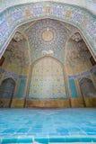 Madrasa-YE-Chahar Bagh, en Isfahán, Irán imagenes de archivo