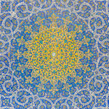 Madrasa-YE-Chahar Bagh, en Isfahán, Irán fotos de archivo libres de regalías
