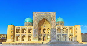The Madrasah of Bukhara Royalty Free Stock Image