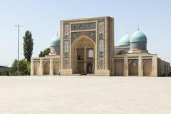 Madrasah de Barak Khan A imã Square Hazrati Imam de Hast é um religi imagem de stock royalty free
