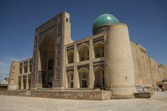 Madrasah Mir-i Arab. In summer day Stock Photo