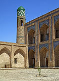 Madrasah in the Old Town in Khiva Royalty Free Stock Photos