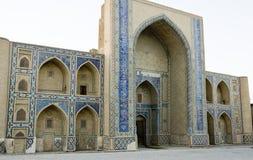 Madrasah op de Weg van de Zijde Royalty-vrije Stock Foto's