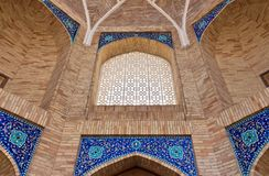 Madrasah portal details Stock Photos