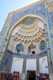 Madrassa in Bukhara, Uzbekistan Stock Photo