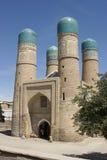 Madrassa Chor Untersatz, Bukhara, Uzbekistan lizenzfreie stockfotos