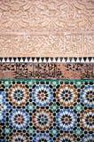 Madrassa couvre de tuiles II Photographie stock libre de droits