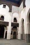 Madrassa in Fez Stock Image