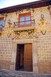 Madrassa slott, Granada, Spanien Royaltyfri Bild