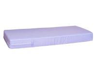 Madrasserna på sängen Arkivbild
