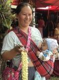 Madre & bambino Fotografie Stock Libere da Diritti
