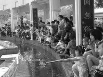 Madre china Fotos de archivo