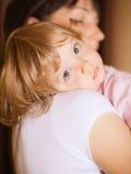 Madre con el niño Imagenes de archivo
