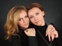 Madre con la figlia immagini stock libere da diritti