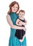 Madre con la figlia immagine stock libera da diritti