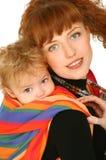 Madre con la neonata Fotografia Stock Libera da Diritti
