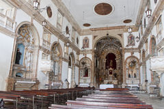 Madre de Deus Church dans Recife photos stock