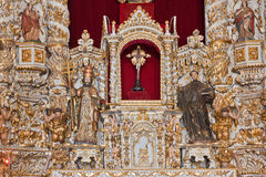 Madre de Deus Church in Recife Royalty Free Stock Images