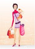Madre de las compras