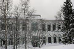 Madre di Krasnogorsk dell'alloggio del monastero di Dio Fotografie Stock Libere da Diritti